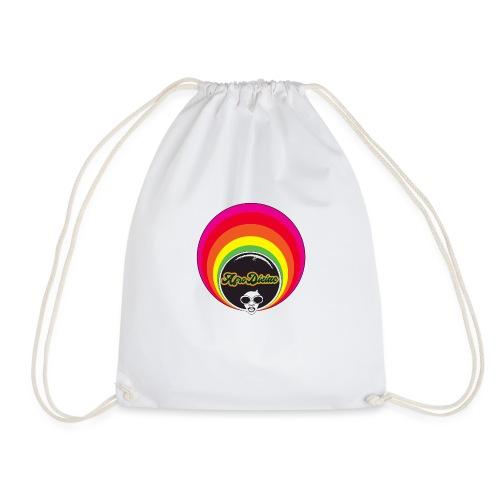 Autumn Bow Colours - Drawstring Bag