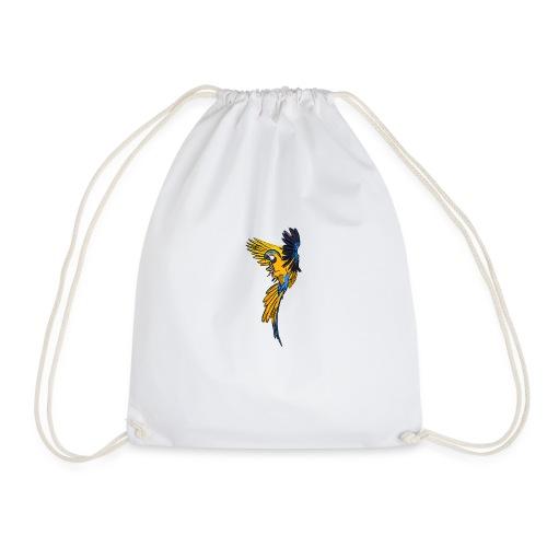 Macaw - Drawstring Bag