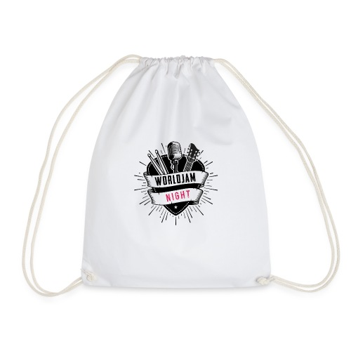 WorldJam Night - Drawstring Bag