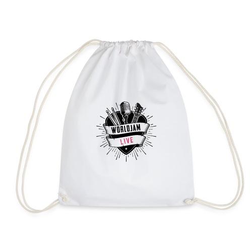 WorldJam Live - Drawstring Bag