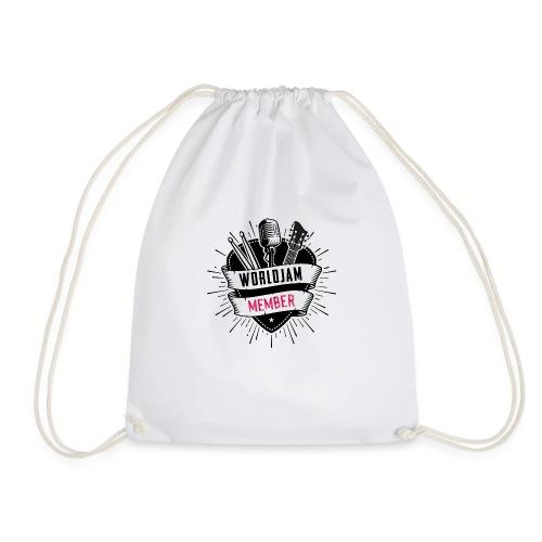 WorldJam Member - Drawstring Bag