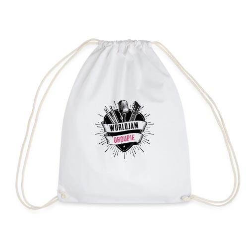 WorldJam Groupie - Drawstring Bag