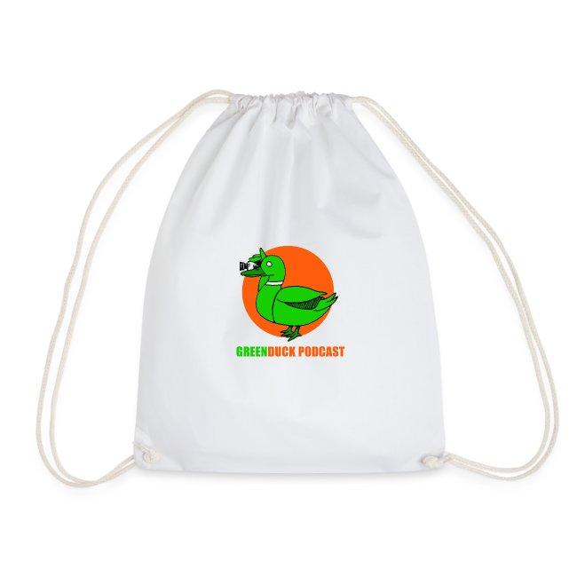 Greenduck Podcast Logo