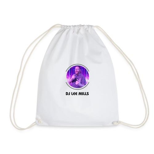 DJ LEE MILLS - Drawstring Bag