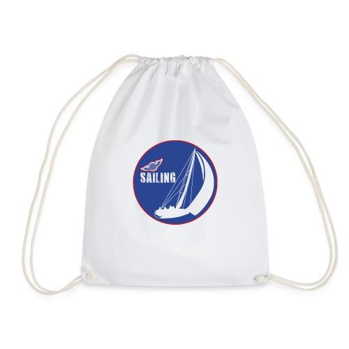 T shirt sailing - Sacca sportiva