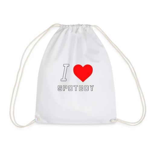 I Love Spotboy - Sportstaske