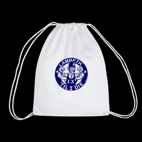 LAMBETH - NAVY BLUE - Drawstring Bag