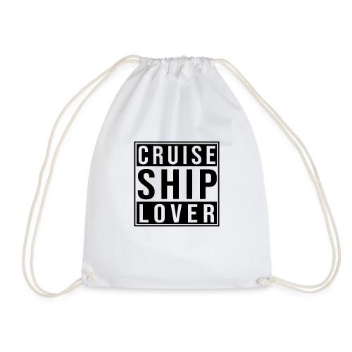 Kreuzfluenzer - Cruise Ship Lover - Turnbeutel