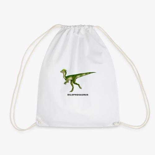 Dilophosaurus - Mochila saco