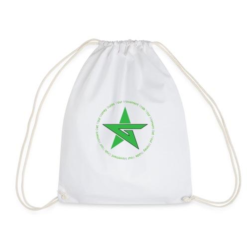 Money Time 2 - Drawstring Bag