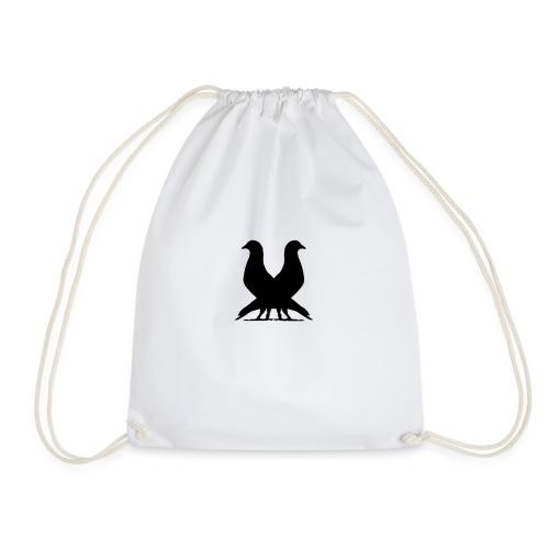 2PIGEONS - Drawstring Bag