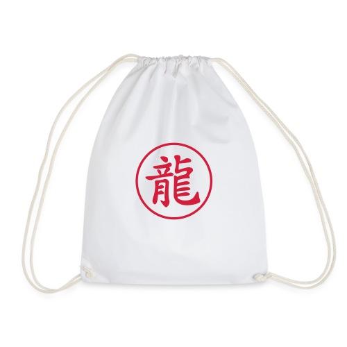 Dragon kanji - Sac de sport léger