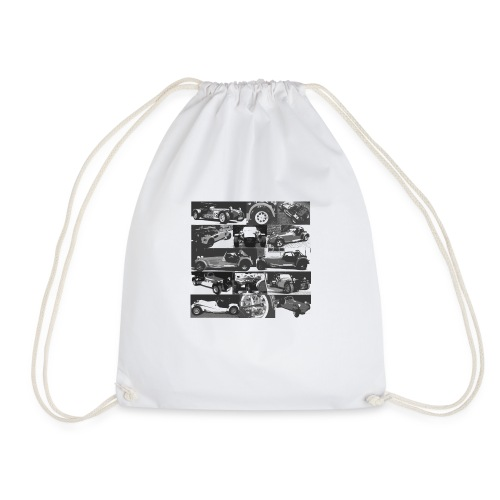 Lots of Caterhams - Drawstring Bag