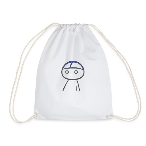 matti half - Drawstring Bag