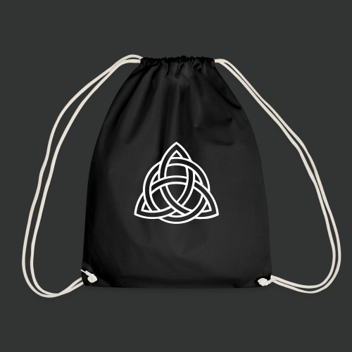 Celtic Knot — Celtic Circle - Drawstring Bag