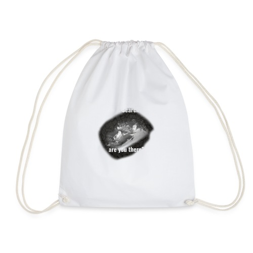 Searching For Hell Bag Black - Drawstring Bag