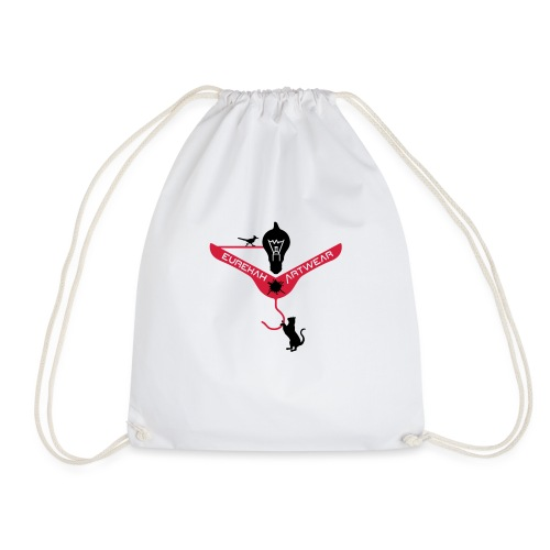 From The Catbird's - Drawstring Bag
