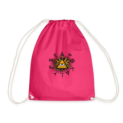 A_P_O_K_A_L_Y_P_S_E - Drawstring Bag