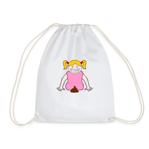 Trudy Walker Kneel - Drawstring Bag
