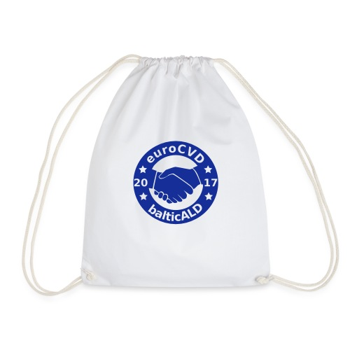 Joint EuroCVD-BalticALD conference womens t-shirt - Drawstring Bag