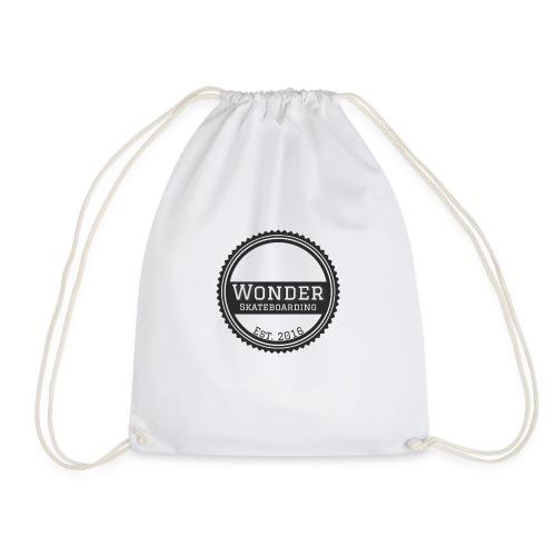 Wonder Longsleeve - round logo - Sportstaske