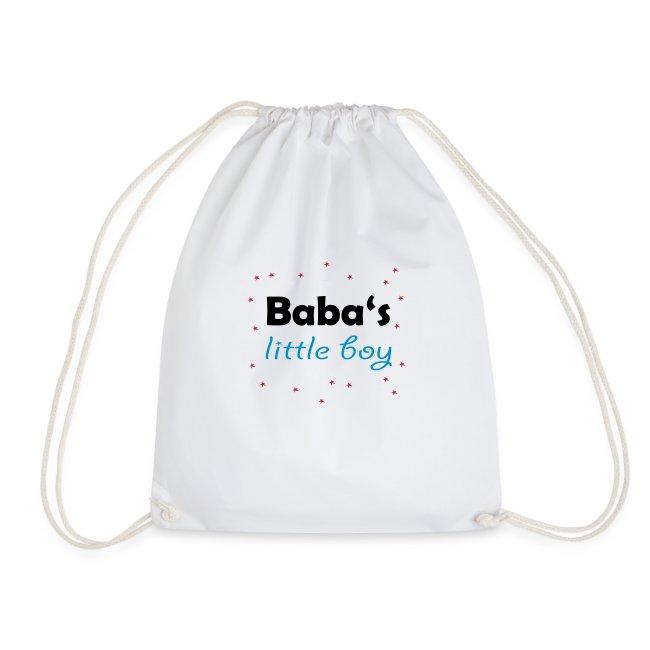 """Baba's litte boy"" Babybody"