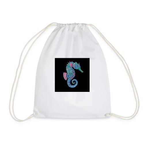seahorse - Mochila saco