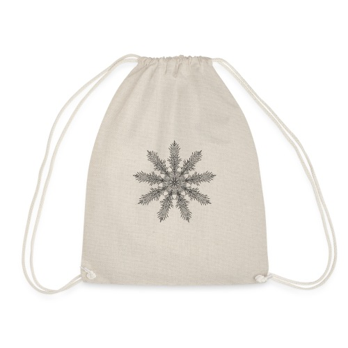 Magic Star Tribal #4 - Drawstring Bag