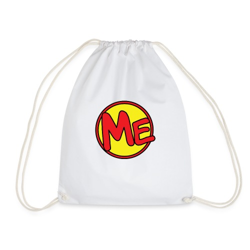 Super Me - Drawstring Bag