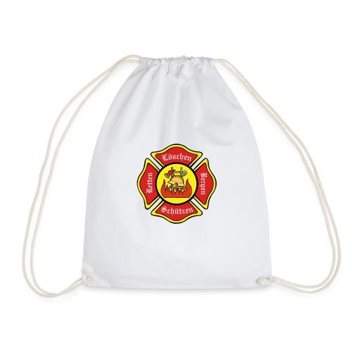 Feuerwehrschild - Turnbeutel