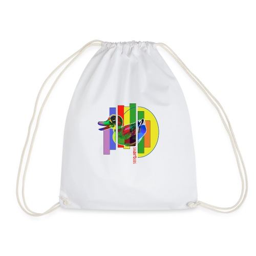 smARTkids - Gutsy Duck - Drawstring Bag