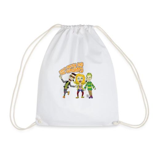 VVATC Cartoon - Drawstring Bag