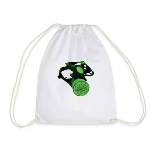 gas shield - Drawstring Bag