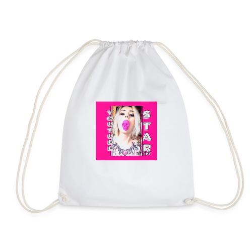 Youtube Star Teele Loves - Drawstring Bag
