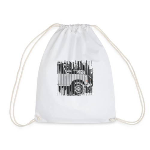 Landy defender - Drawstring Bag