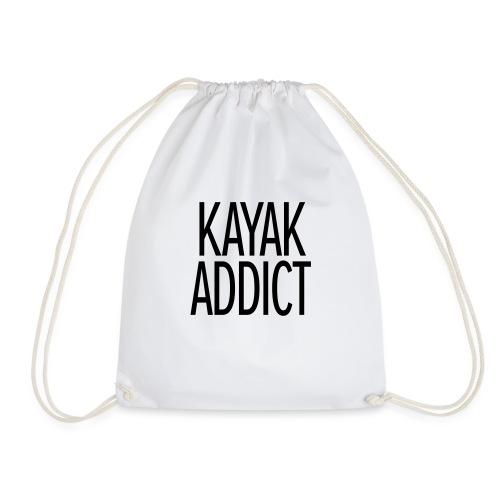 Kayak addict sweat-shirt Contraste - Sac de sport léger