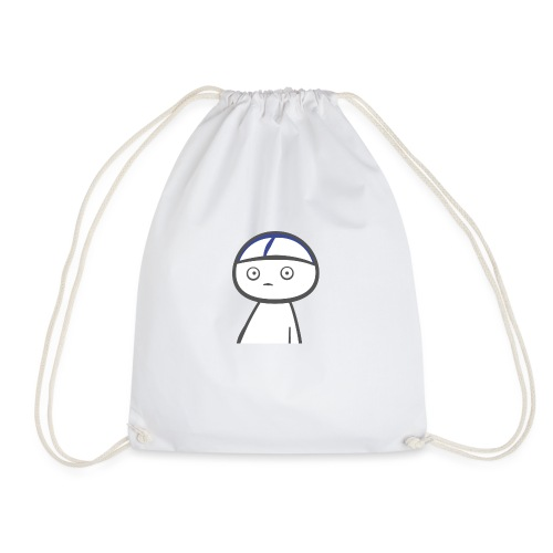 matti half - Drawstring Bag