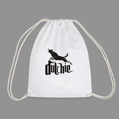 Dutch Shepherd Dog - Drawstring Bag
