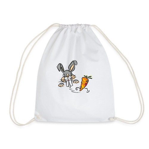 Hasenjagd ~ Rabbit Hunt - Turnbeutel