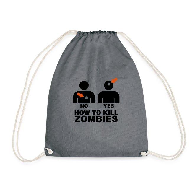 How to kill Zombies