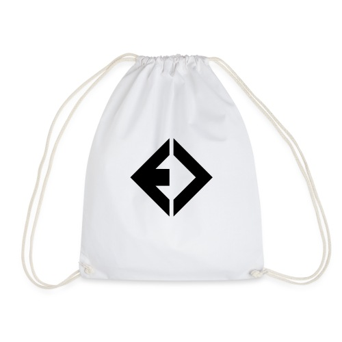 ENAMIC Icon schwarz - Turnbeutel