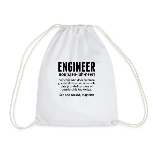 ENGINEER - Drawstring Bag