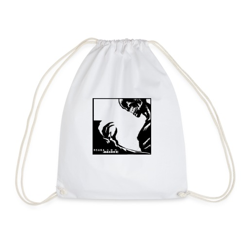 Osaka Mime - Drawstring Bag