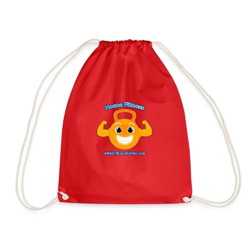 Logo 01Musculation Home Fitness Kettlebell - Sac de sport léger