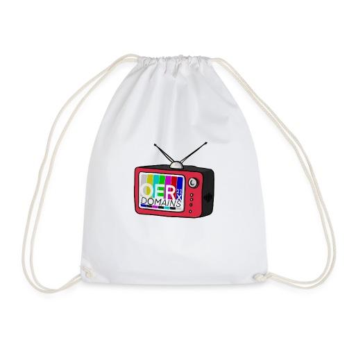 OERxDomains21 - TV - Drawstring Bag