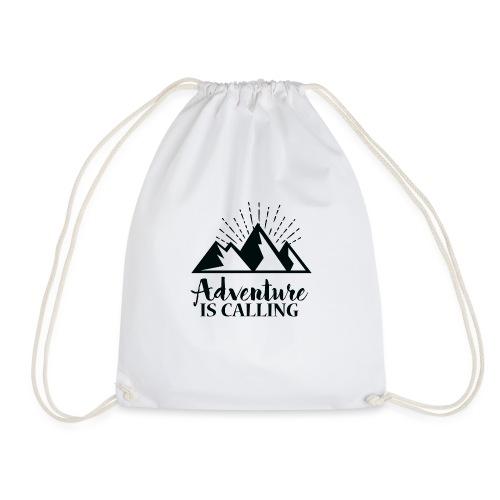 Adventure is calling Camping Mountain Go Explore - Sac de sport léger