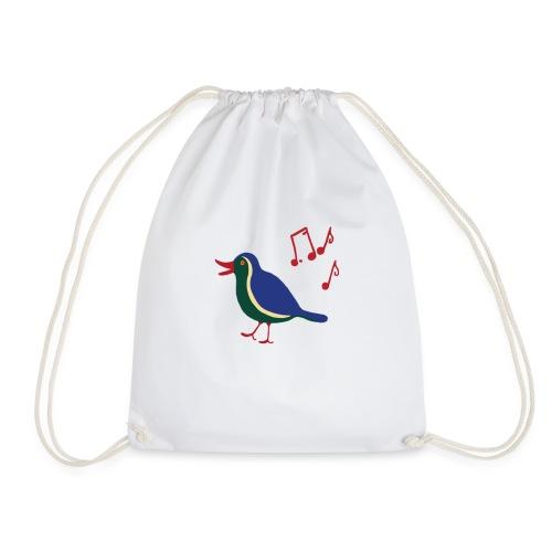 Kindervogel - Turnbeutel