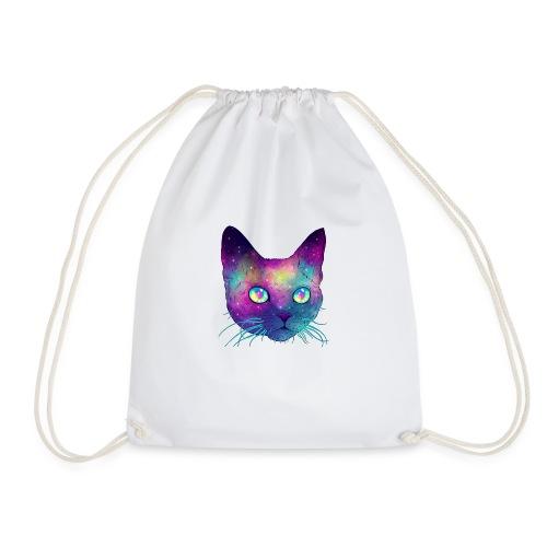 Space cat - Turnbeutel
