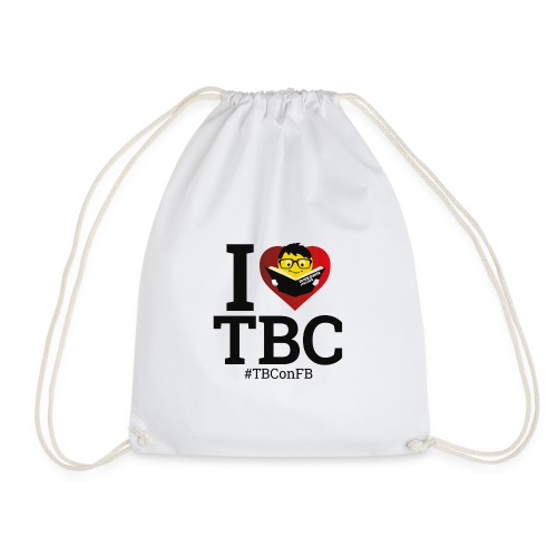 Total Logo PNG - Drawstring Bag