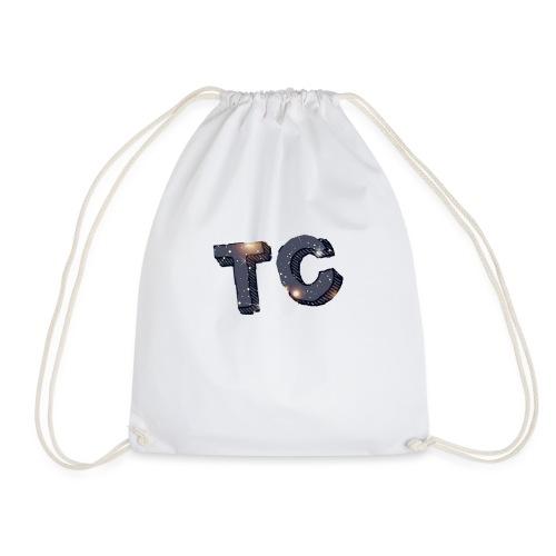 TC sternen logo - Turnbeutel
